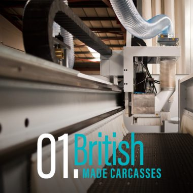 Cabinet Carcass Suppliers based in the UK